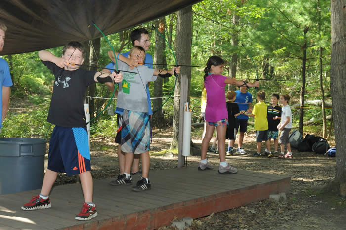 Hale Day Camp Activities