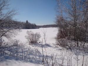 Winter Noanet Dam 3
