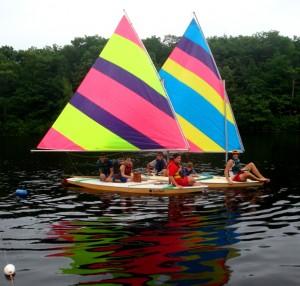 2 New Sails