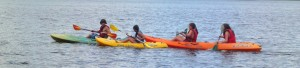 MB Teen Kayaks 2
