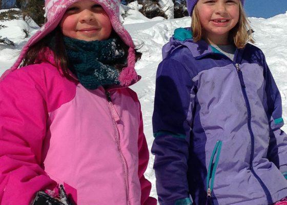 girls in snow4