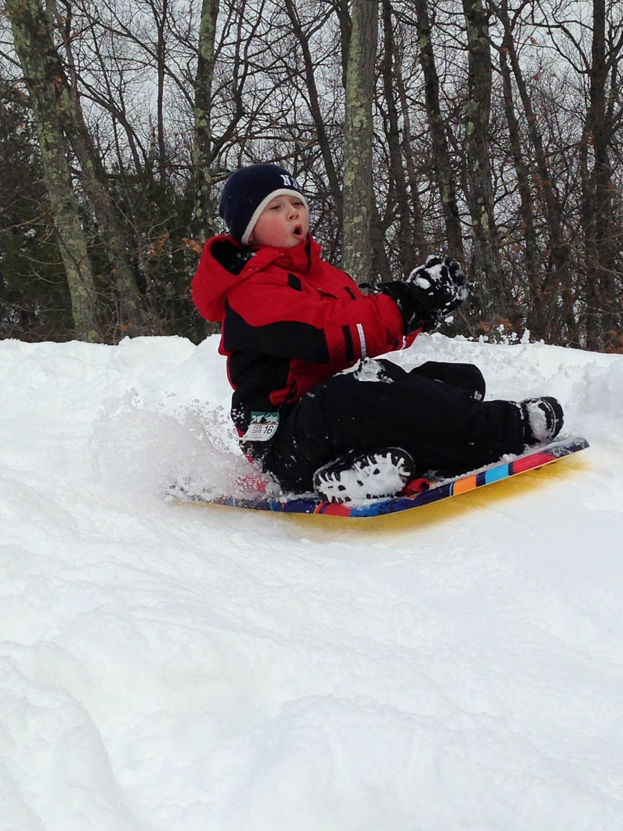 sledding61