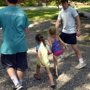 Hale offers multiple volunteer roles