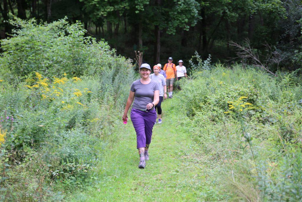 Enjoy nature near Boston with Community trails in Westwood
