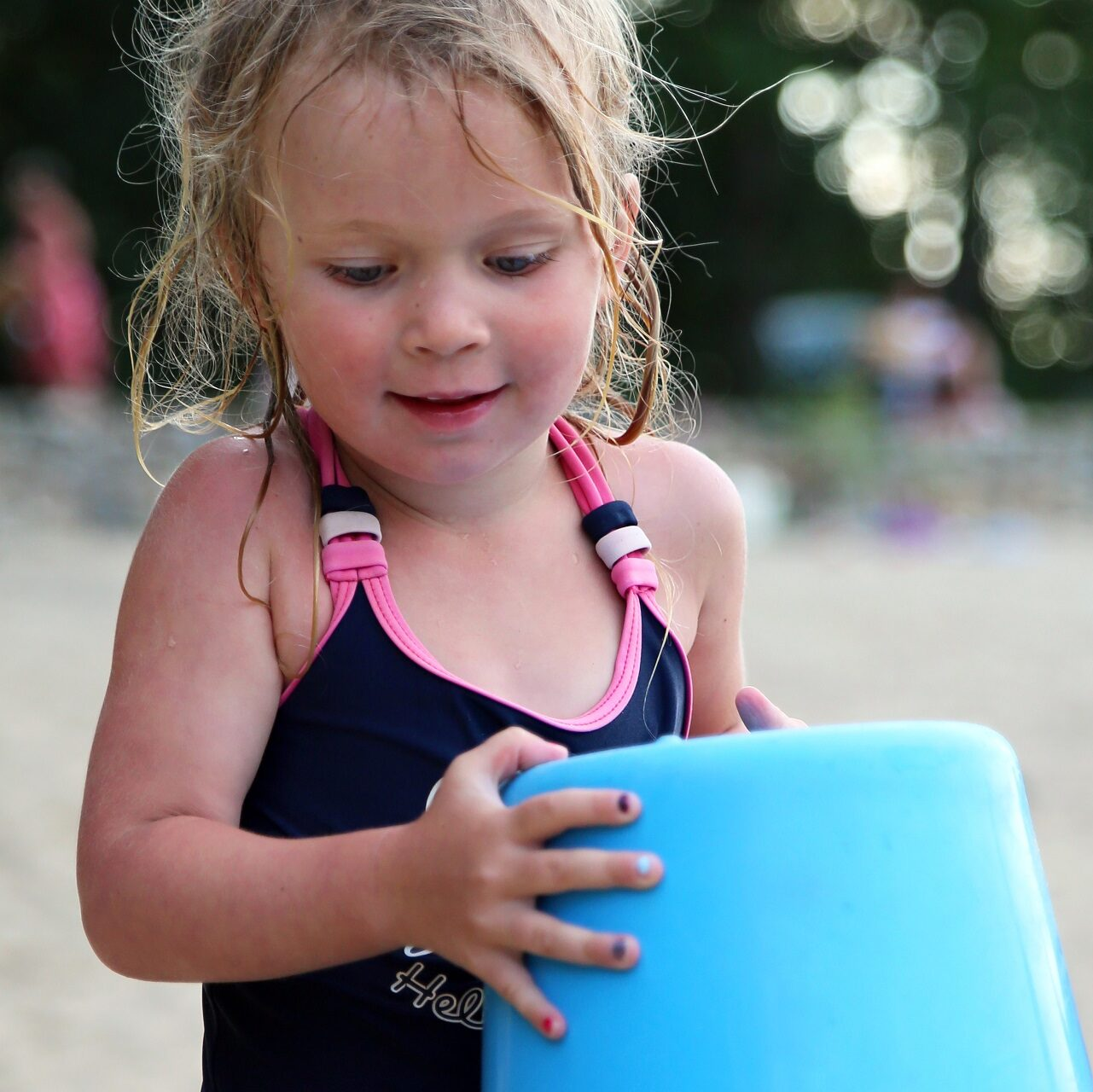Summer Sprouts is a June Day Vacation Camp for Preschoolers