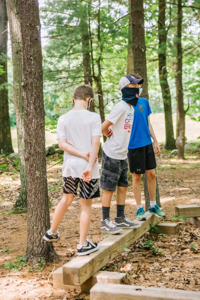 Outdoor learning programs at Hale