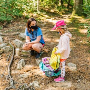 Spend summer outside with a fun counselor job